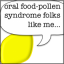 Oral Food-Pollen Allergy Syndrome