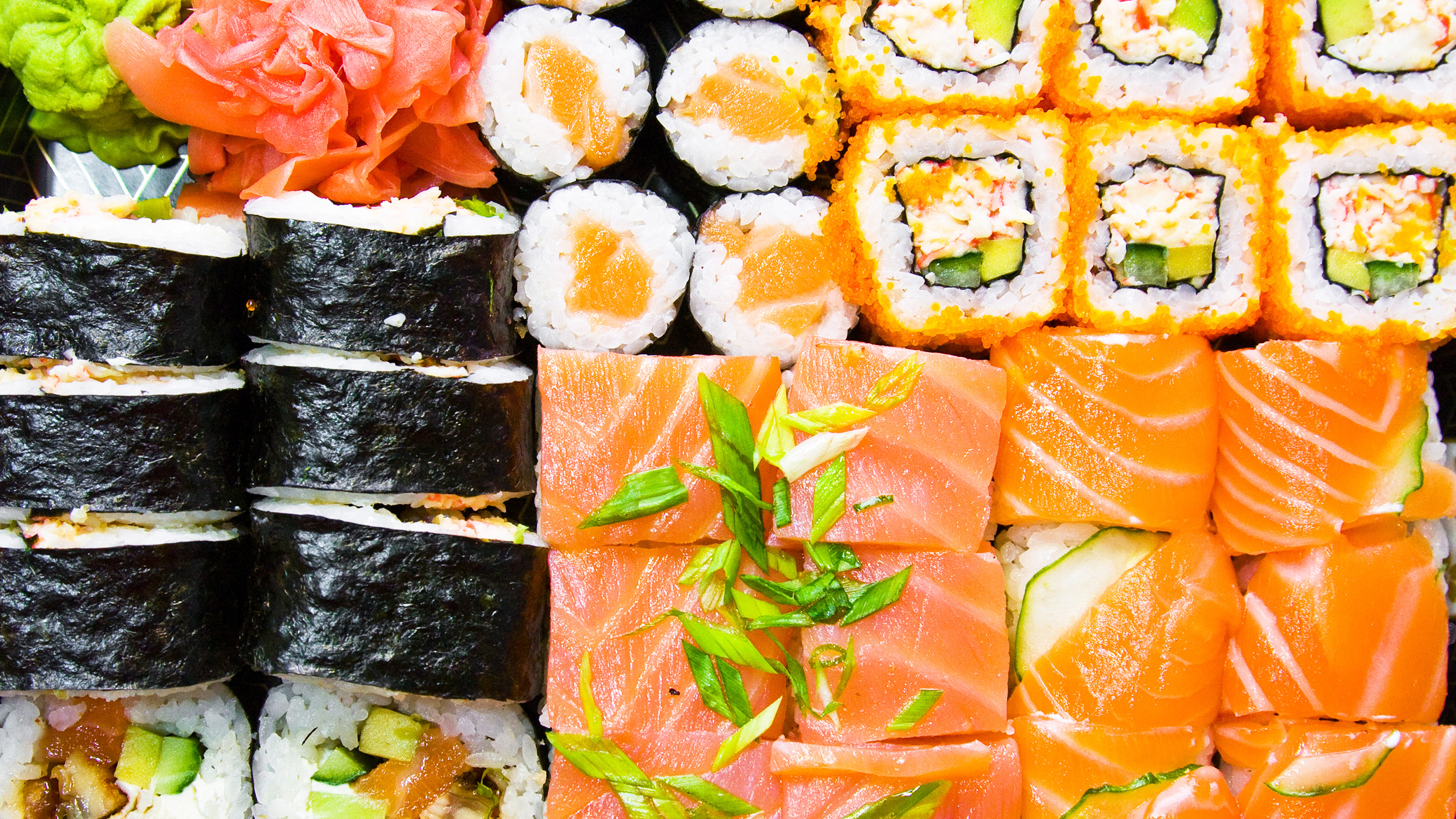 Man gets parasite infection after eating sushi