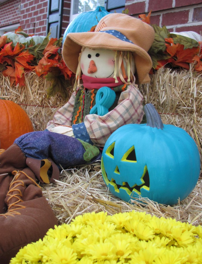 An Interview with Becky Basalone who started the Teal Pumpkin Project - dairy free kids