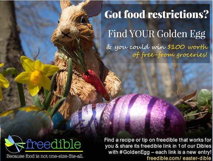 Find YOUR Golden Egg!