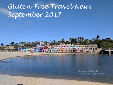 Gluten-Free Globetrotter Travel News: September 2017