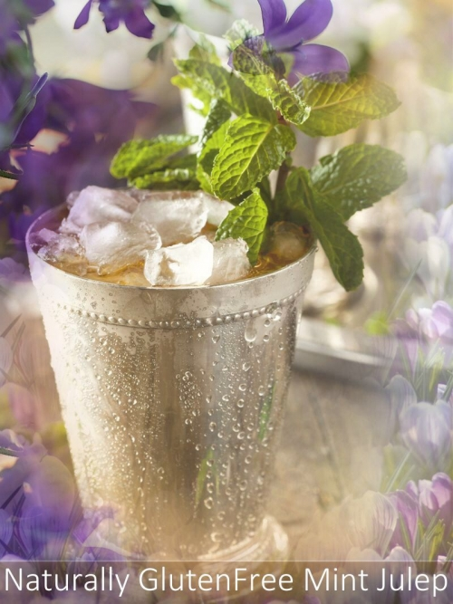 Naturally GlutenFree Mint Julep