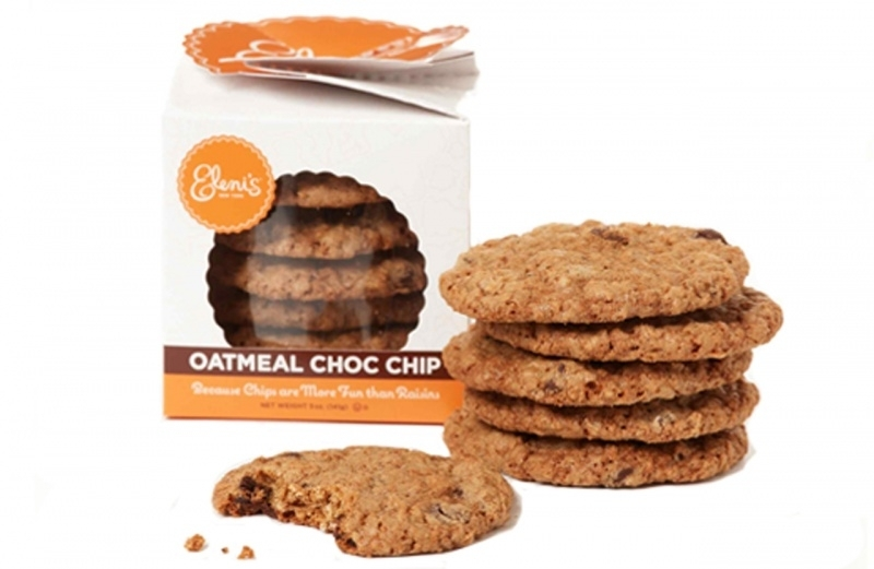a5f9e29a090dd57aaf2d0894.jpg - Oatmeal Chocolate Chip Crisp Cookies<br />Because chips are more fun than raisins. These oatmeal cookies are crisp and delicious, with a chocolate chip surprise. <br />Cookie Count: 9 cookies, approx. 7 oz. <br />$5.95