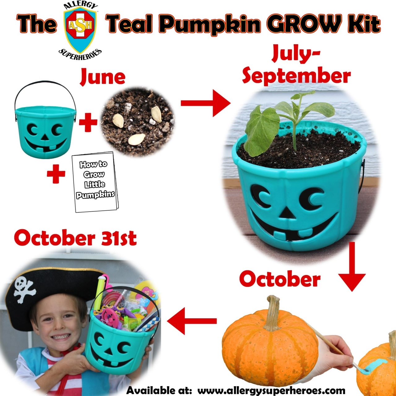 Teal Pumpkin Grow BucketTimeline Food Allergy Superheroes.jpg