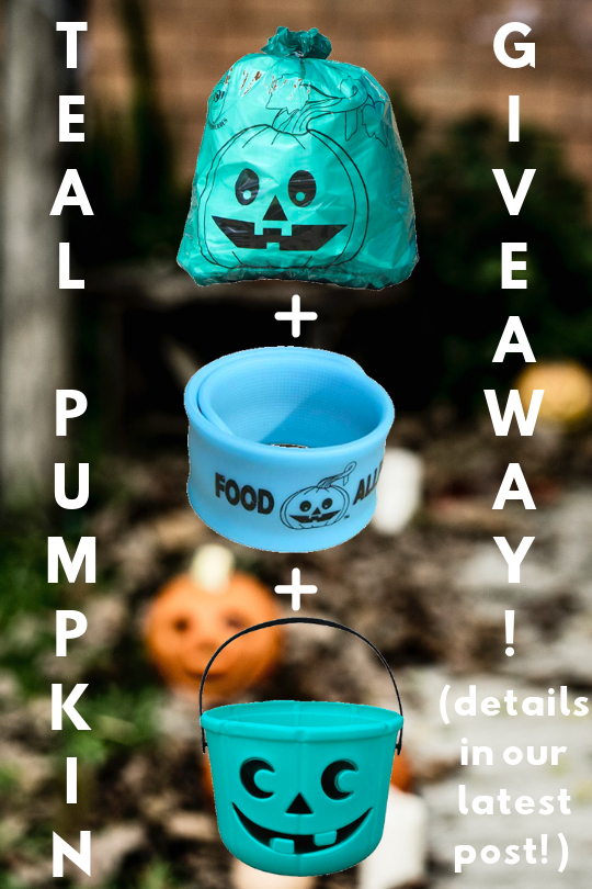 Spokin and food Allergy Superheroes Halloween giveaway.png