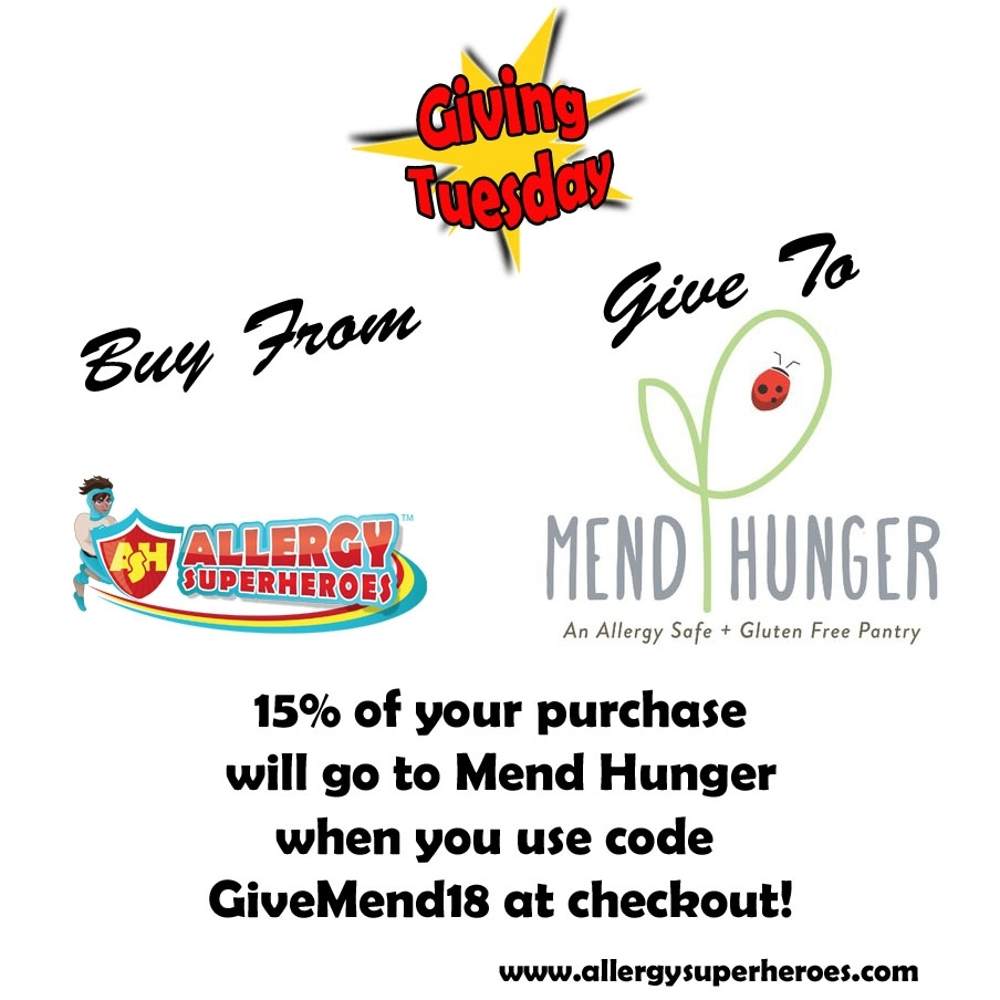 Giving Tuesday Mend Hunger Food Allergy Superheroes.jpg