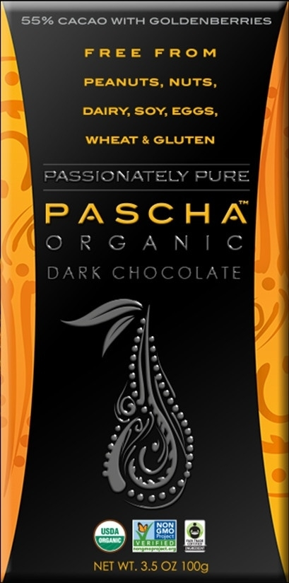 f311a40d8dfeb60813b53375.jpg - 55% cacao with goldenberries. peruvian chocolate. free from peanuts,  nuts, dairy, soy, eggs, wheat & gluten.