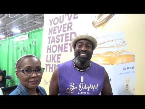 Bee Delightful at the 2019 Nourished Festival