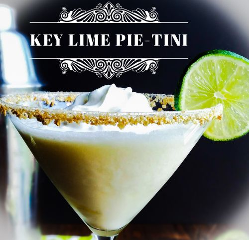 Key Lime Pie-tini