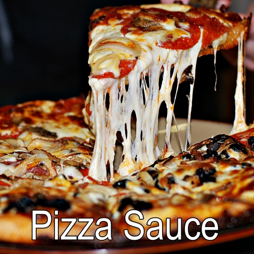 Allergen Free Pizza Sauce