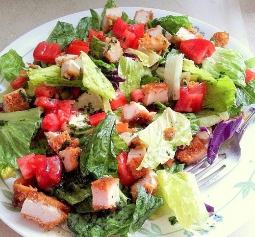 Honey-Lime Cilantro Dressing
