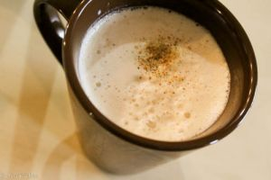 Dairy-Free London Fog Latte
