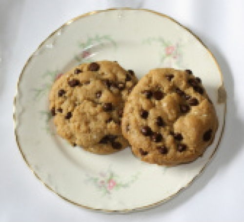 Chocolate Chip Pure Lust Cookies