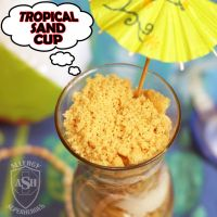 Tropical Sand Cup