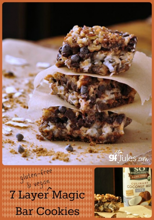 7 Layer Magic Bars