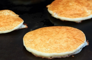 Swedish-style Allergy-friendly Oatmeal Pancakes