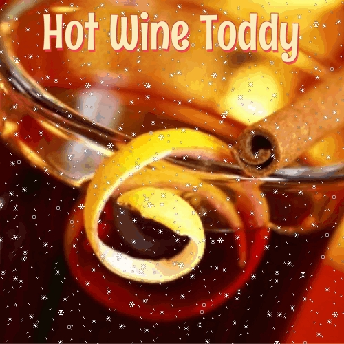 Hot Wine Toddy